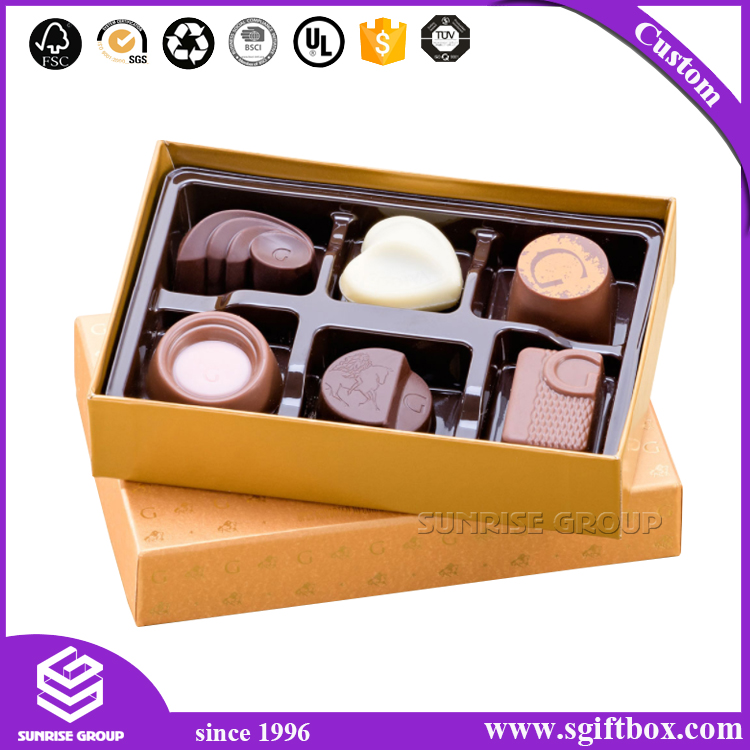 High Quality Attractive Packaging Box of Chocolate