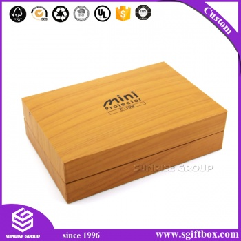 High-grade Cardboard Fancy Paper Lid and Base Box