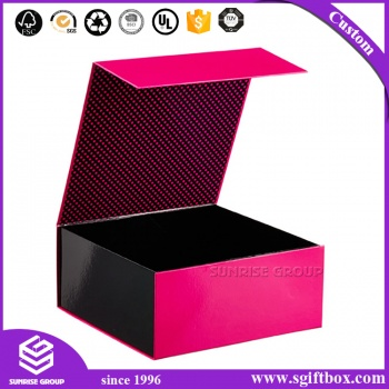 Trade Insurance Custom Made Packaging Gift Paper Folding Box