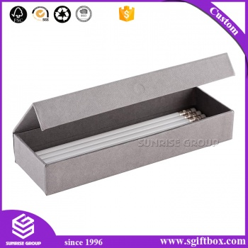 OEM Customize Paper Pen Box with Logo Printed