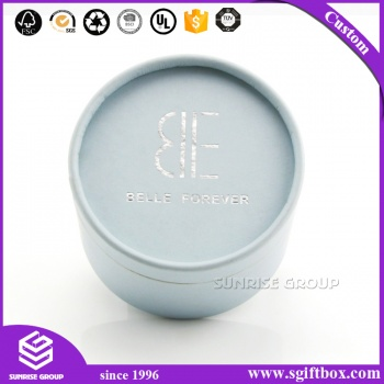 Luxury Custom Round Packaging Gift Box for Cosmetic