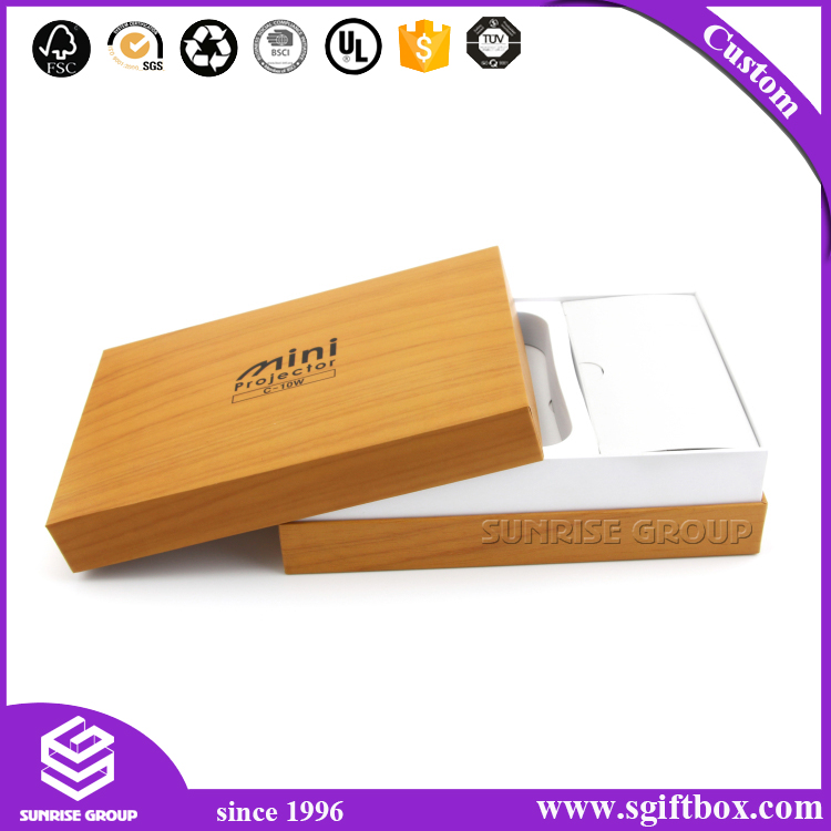 Custom Product Packaging Box for Projector