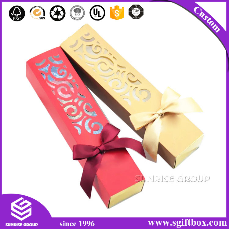 Rectangle Design Paper Box Packaging Chocolate for Kids