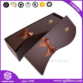 Custom Make Flower Bouquets Packaging Luxury Flower Box