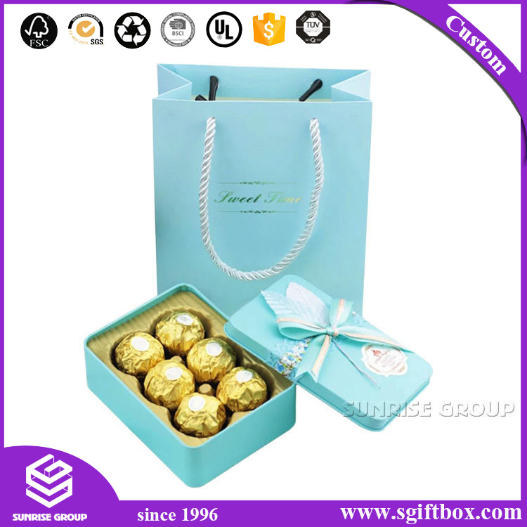 Gift Packaging Chocolate Box Paper Bag Chocolate Set Dongguan