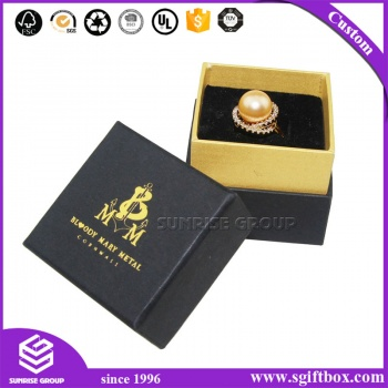 Customized Cardboard Jewelry Gift Packaging Box