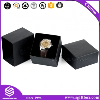 Wholesale Custom Paper Display Packaging Gift Watch Box