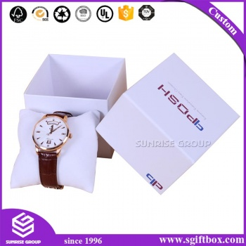 Paper Printed Packaging Lid-off Unfold Gift Watch Box