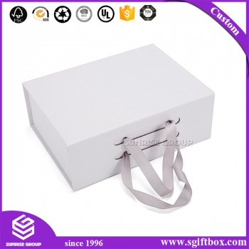 Customized Handmade Paper Gift Folding Packaging Box