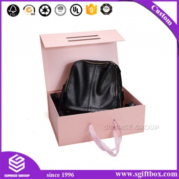 Luxury Magnetic Closure Collapsible Gift Box