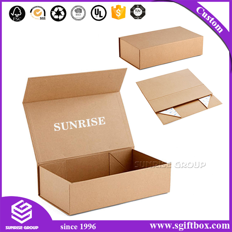 Hot Sale Custom Handmade Cardboard Folding Gift Box Dongguan Sunrise