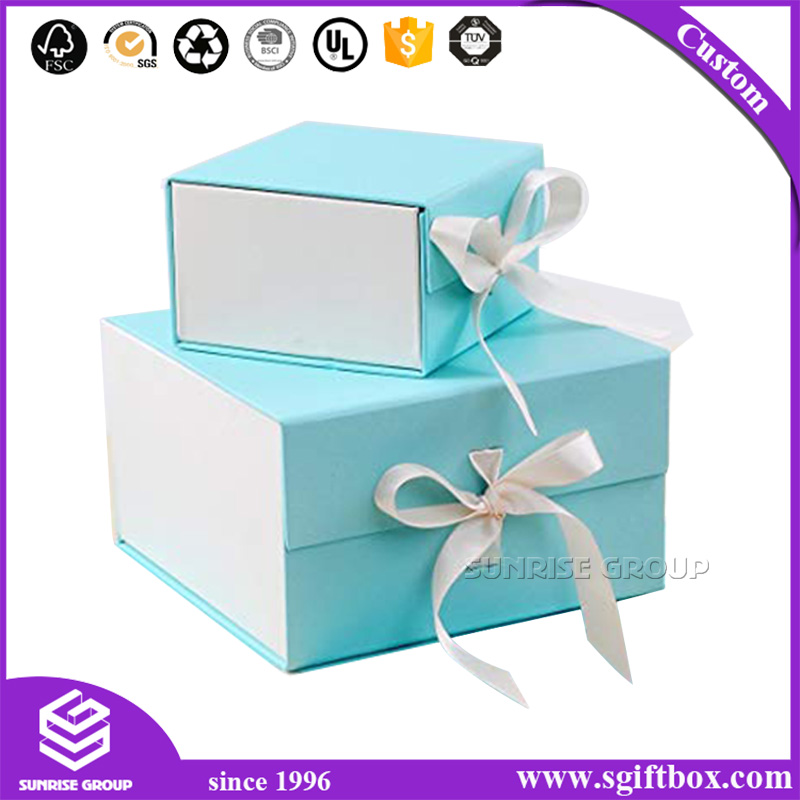 Luxury Customized Fashion Women Apparel Packaging Gift Box