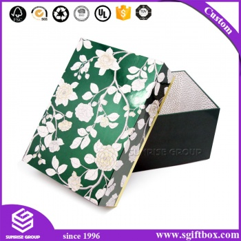 Custom Printed Luxury Apparel Packaging Clothing Gift Box