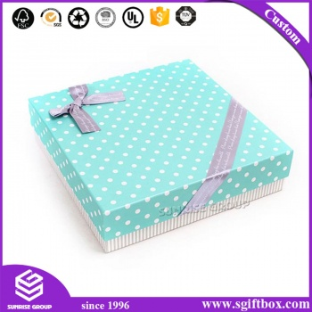 A Custom Gift Luxury High Quality Gift Card Toy Packaging Box