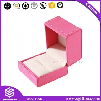 High Grade Delicate  Cardboard Jewelry Display Gift Box