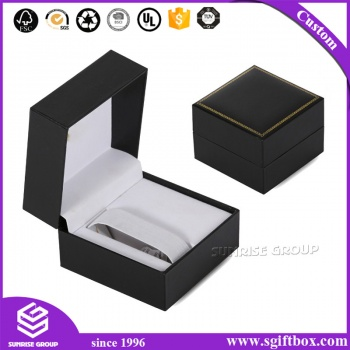 New Design Leather Watch Paper Gift Box