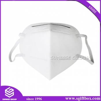 KN95 Face Mask Nonwoven Protective Mask Manufacture In Stocks